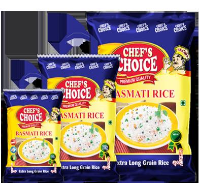 Chef Choice Premium Basmati Rice