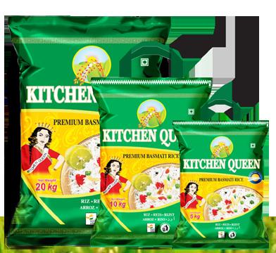 Kitchen Queen Basmati Rice