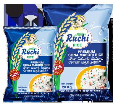 Ruchi Sona Masori Rice